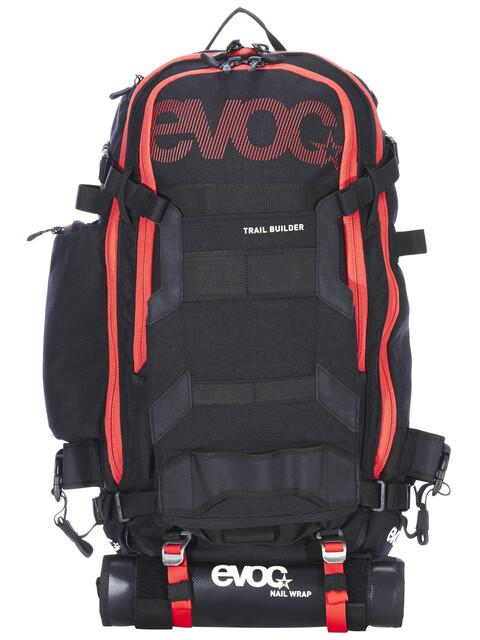 EVOC Trail Builder Plecak 30l czarny